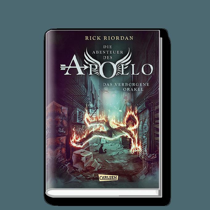 Die Abenteuer des Apollo. Das verborgene Orakel