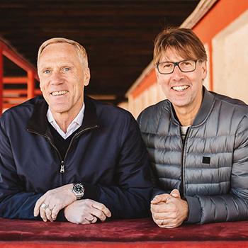 Exklusiv-Interview mit Ingo Froböse und Peter Großmann