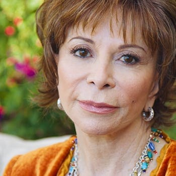 Exklusiv-Interview mit Isabel Allende