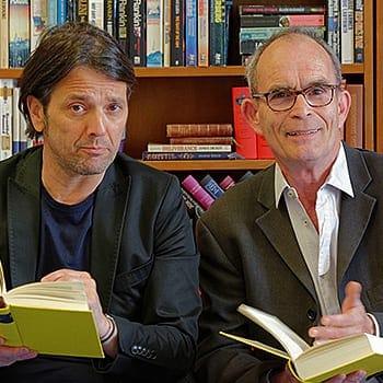 Exklusiv-Interview mit der Bayerischen Hörbücherei