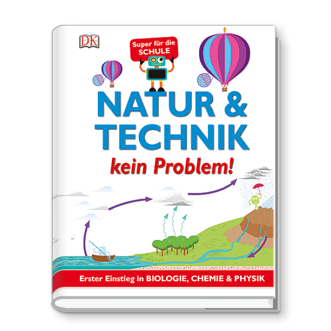 Natur & Technik – kein Problem!