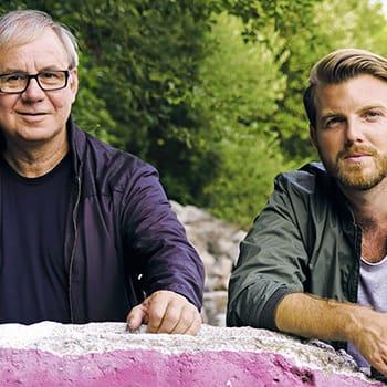 Exklusiv-Interview mit Joachim Król und Lucas Vogelsang