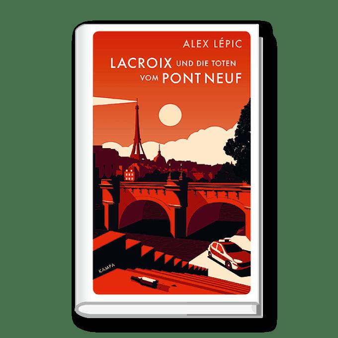 Lacroix und die Toten vom Pont Neuf