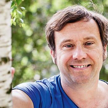 Exklusiv-Interview mit Gregor Sander