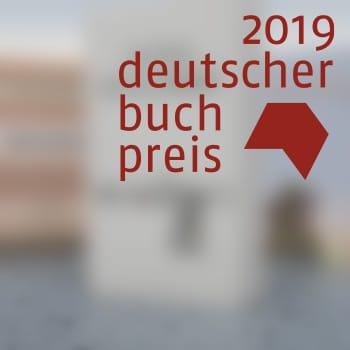 Deutscher Buchpreis 2019, Exklusiv-Interview mit Björn Lauer