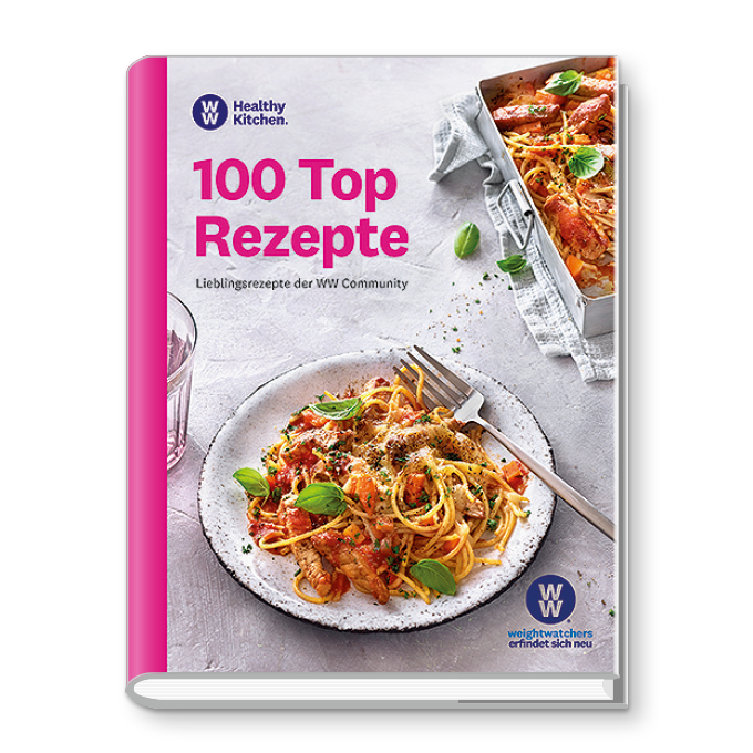 """100 Top Rezepte"" WW (Weight Watchers)"