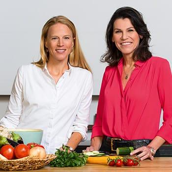 Marion Kiechle (r) und Julie Gorkow (l) Foto: © Kay Blaschke