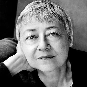 Sigrid Nunez; Photo © Marion Ettlinger