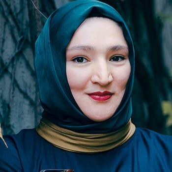Exklusiv-Interview mit  Kübra Gümüsay