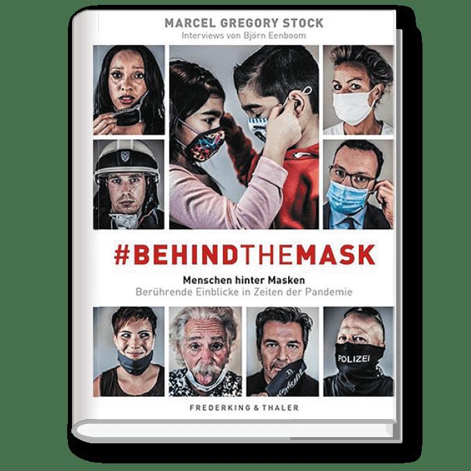 #behindthemask – Menschen hinter Masken