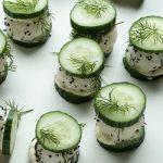 Hans Sarpei: Reisbällchen mit Gurke