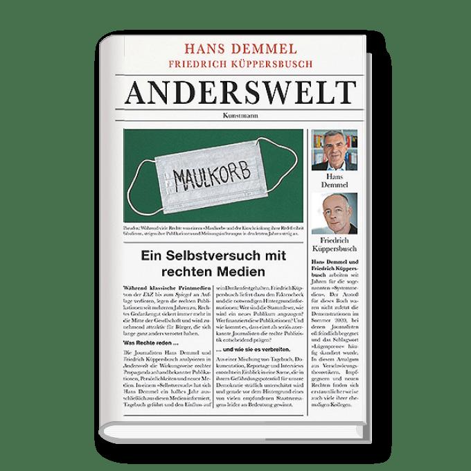 Anderswelt – Ein Selbstversuch mit rechten Medien